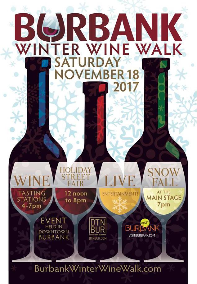 Winter Wine Walk 2017