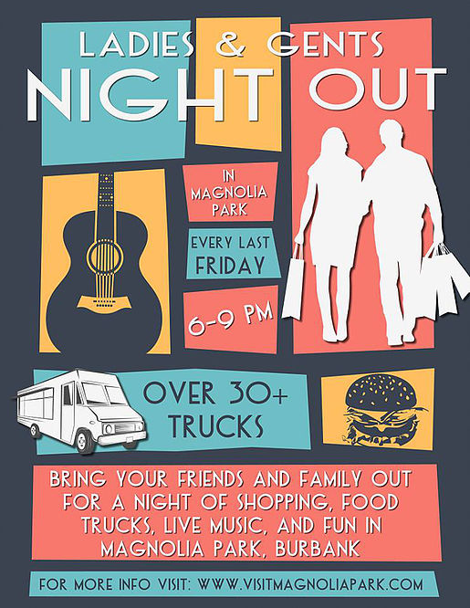 Magnolia Park Night Out