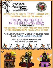 TL Halloween Bike Tour