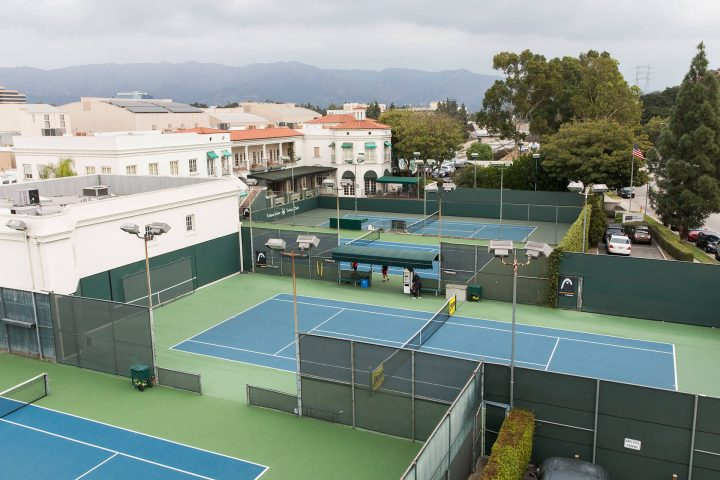 Courting Community at Toluca Lake Tennis and Fitness Club