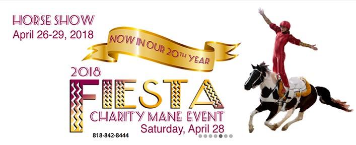 Fiesta Charity Mane Event