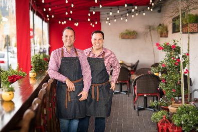 Restaurant Row Romance: Red Maple Cafe