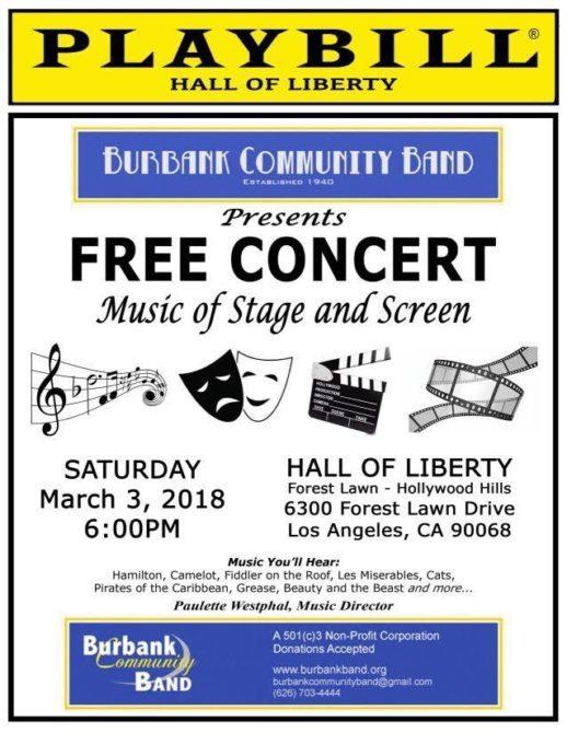 Burbank Community Band