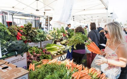 Farmers Markets in and Near Toluca Lake