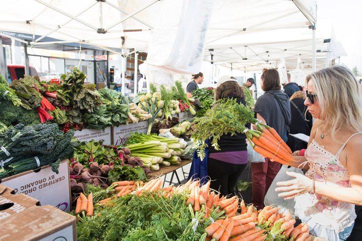 Farmers Markets in and Near Toluca Lake