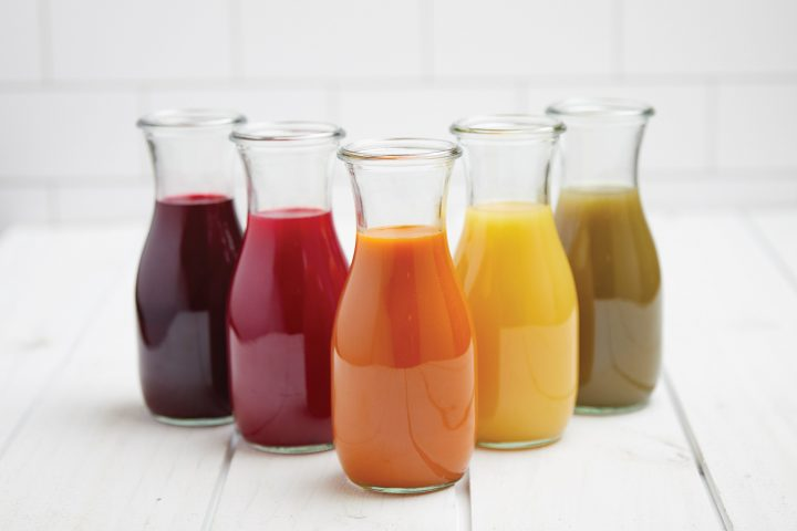 Juicing Up Nutrition