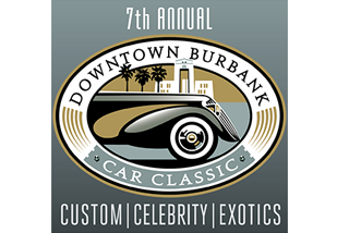 7th Annual Downtown Burbank Car Classic