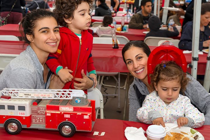 Pancake Breakfast Serves Up Community Spirit