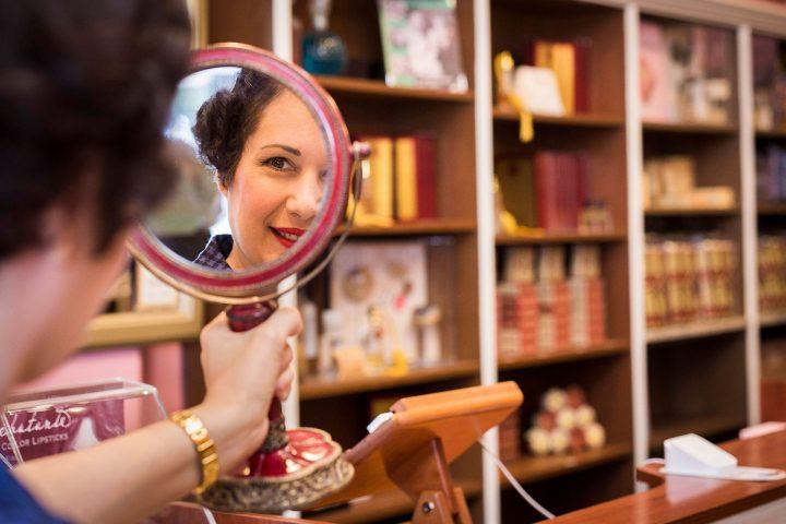 Bésame Cosmetics Creates Beauty With History
