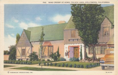 Crosby Home Postcard