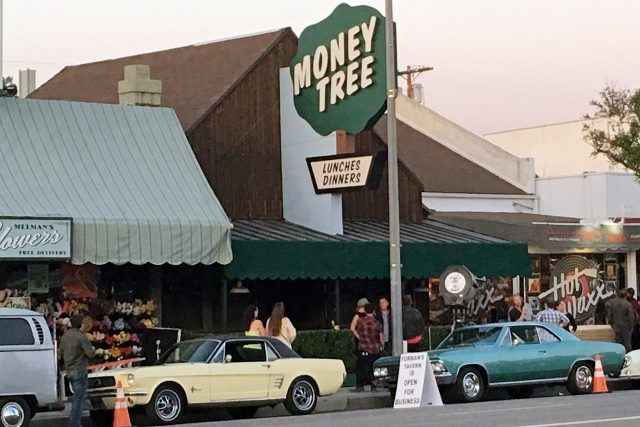 A Blast From the Past Transforms Toluca Lake