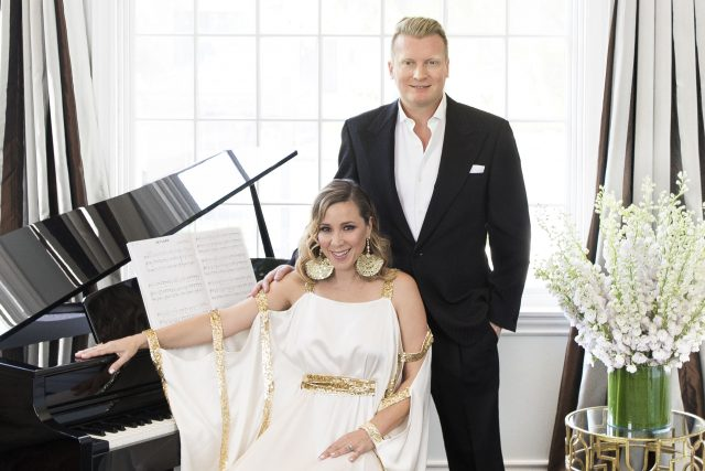 For Kris and Becky Lythgoe, There's No Place Like Home