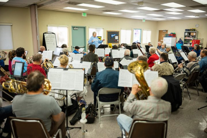 The Burbank Community Band Provides the Soundtrack to the City