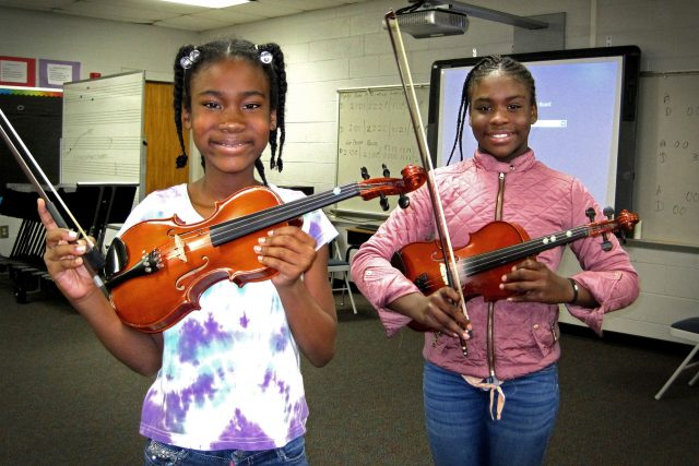 The Mr. Holland's Opus Foundation Keeps Music Alive in Our Schools