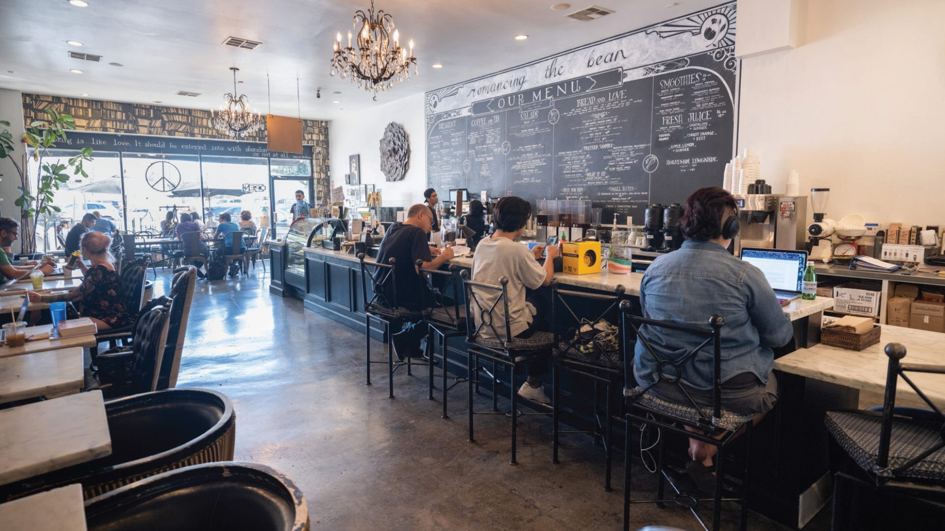 Local Coffee Shops Are Grounded in Community