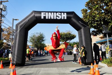 Turkey Trot Raises $10,000 for PALS and Beautification